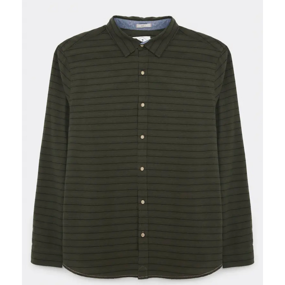 White Stuff Horizontal Stripe Shirt