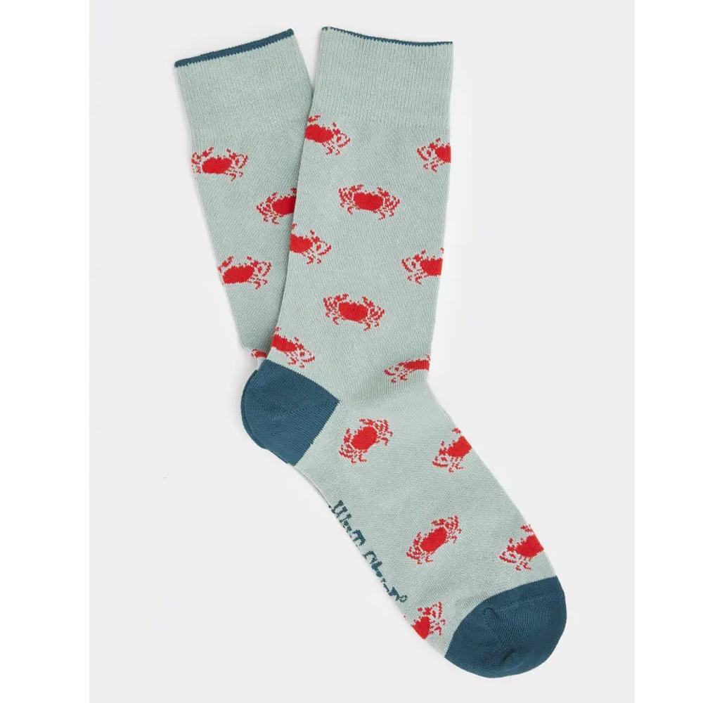 White Stuff Crab Sock