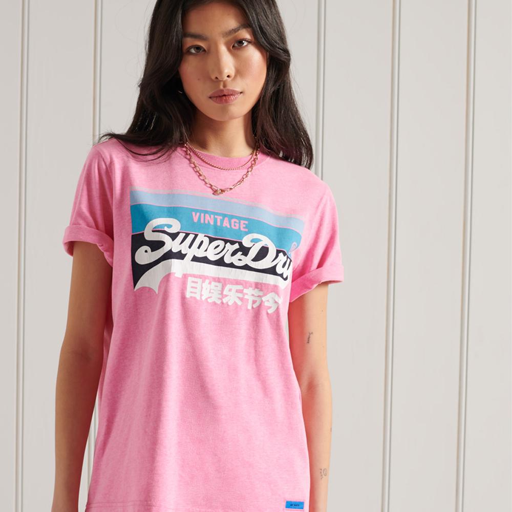 Superdry Vintage Logo Cali Lightweight T-Shirt