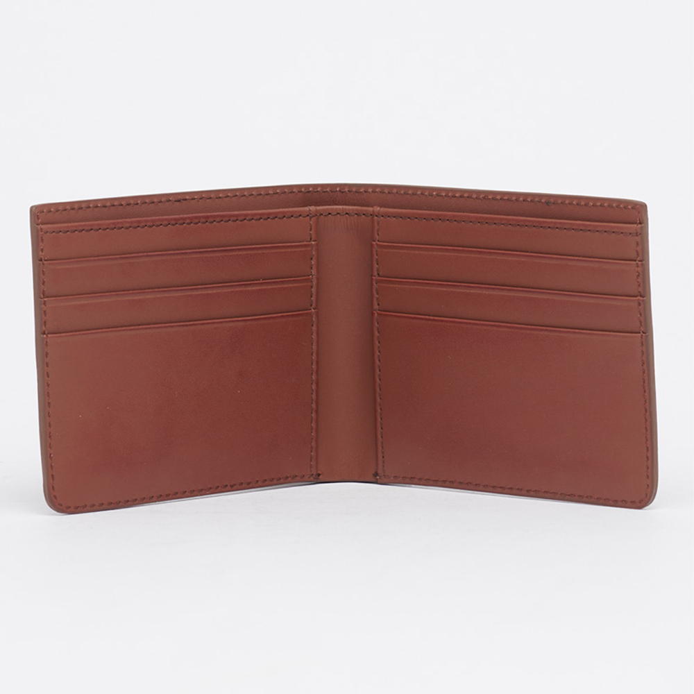 Superdry NYC Bifold Leather Wallet