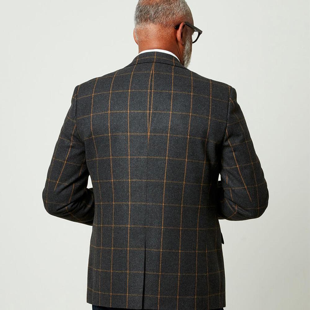 Joe Browns Dapper Gents Blazer Charcoal