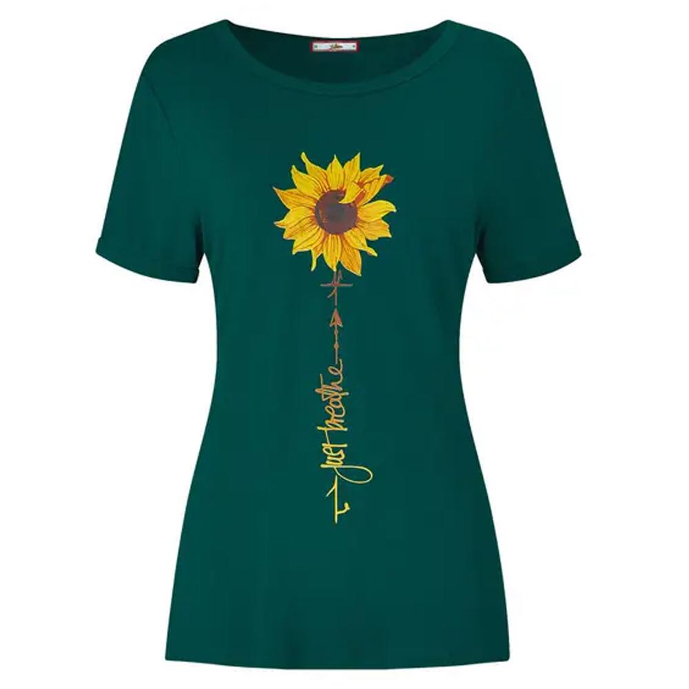 Joe Brown Sunflower T-Shirt