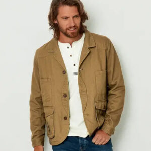 Joe Browns Know The Score Jacket Tobacco Brown