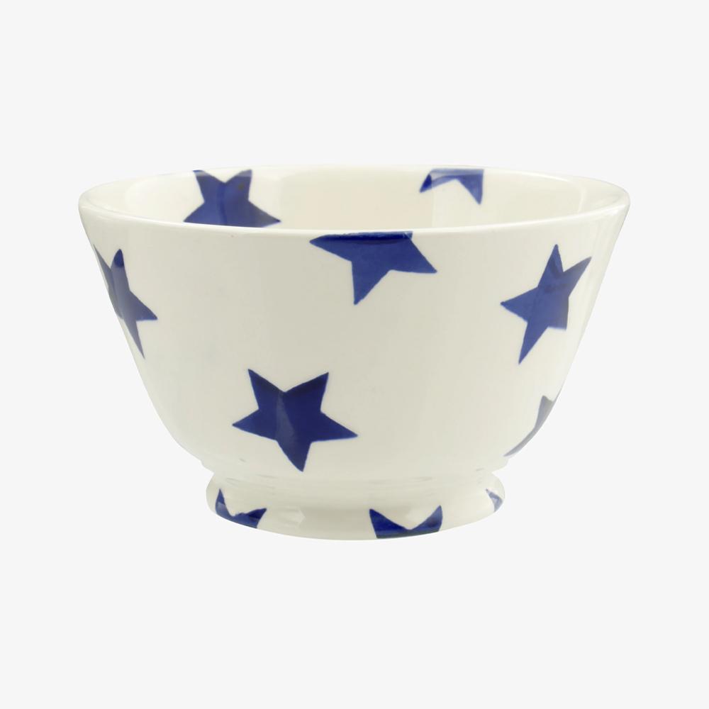 Emma Bridgewater Blue Star Small Old Bowl