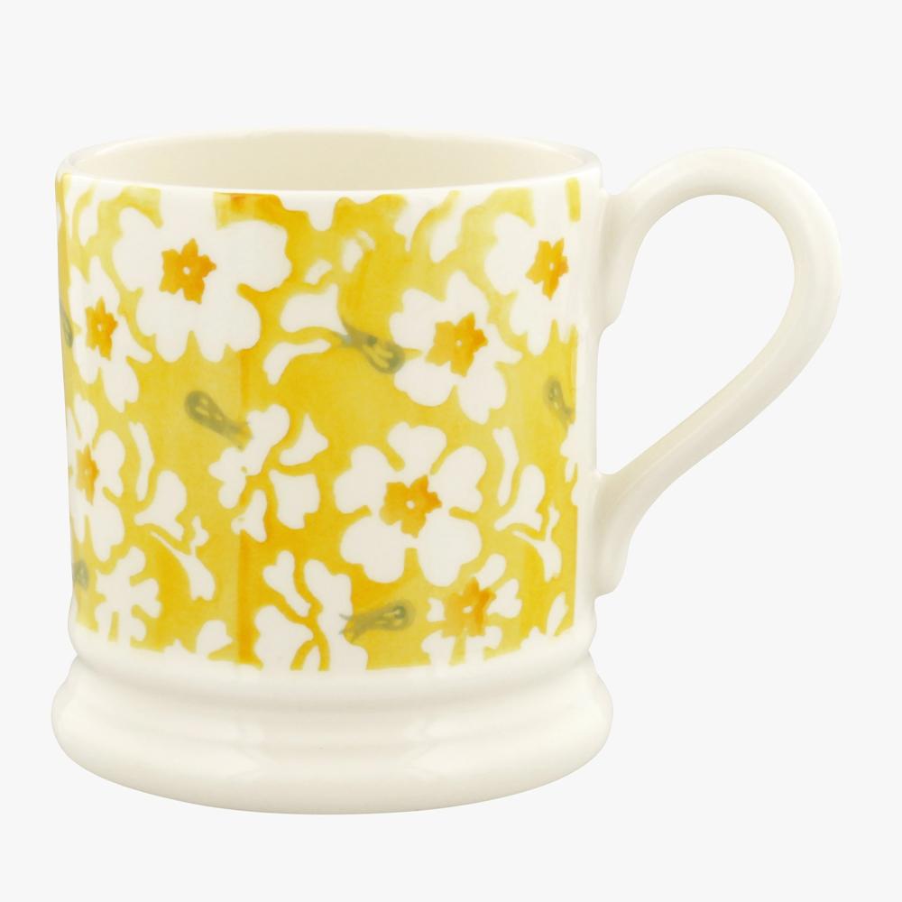 Emma Bridgewater Primrose 1/2 Pint Mug