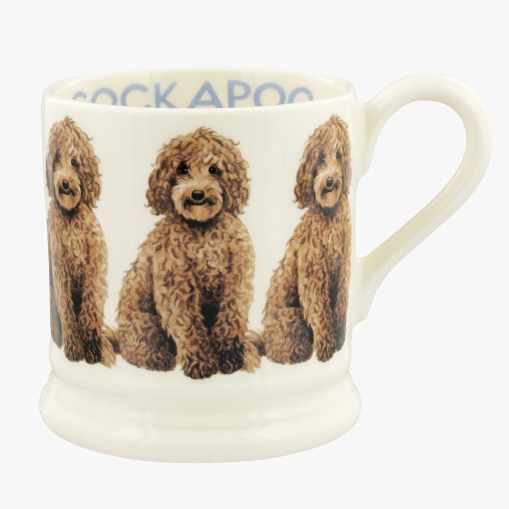Emma Bridgewater Cockapoo 1/2 Pint Mug