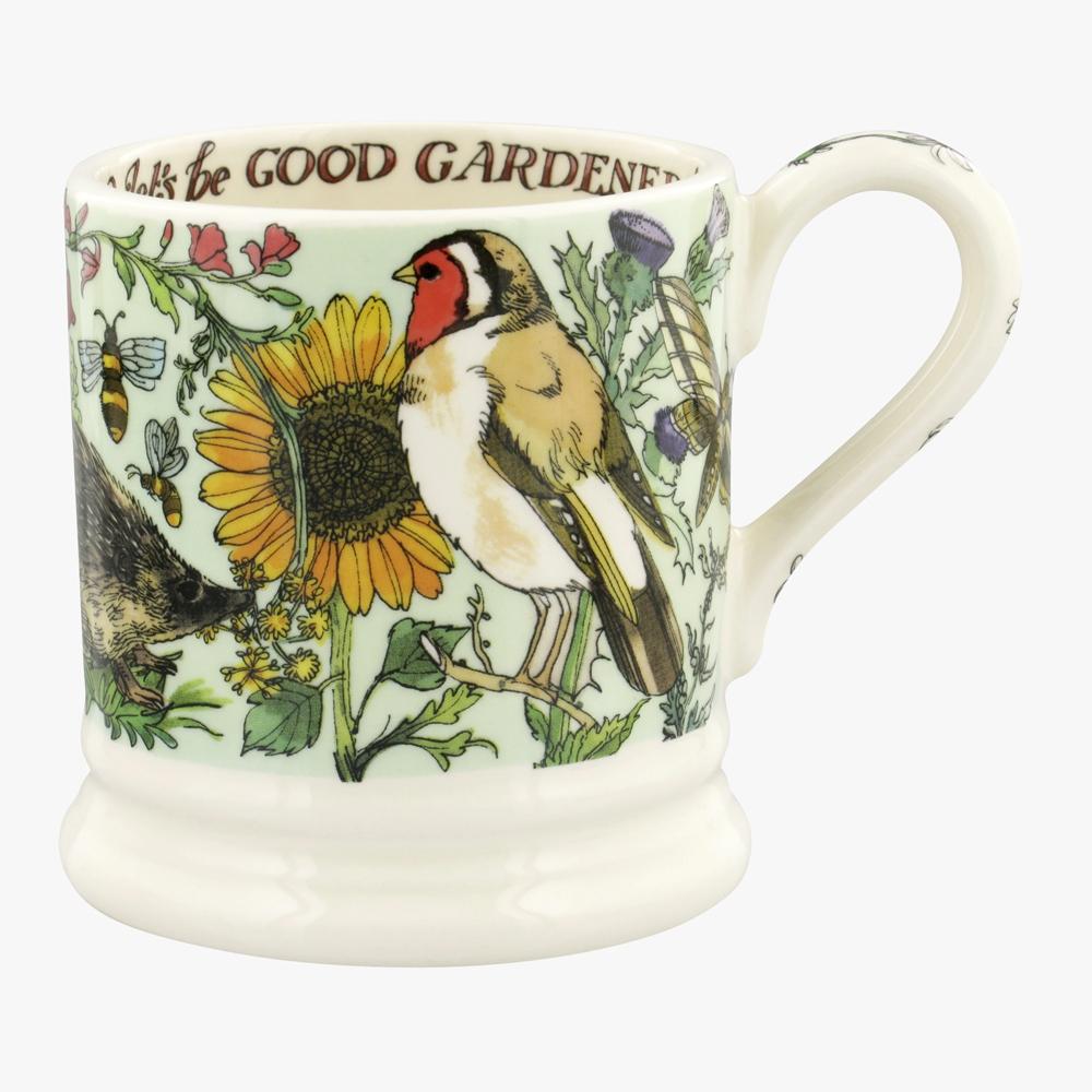 Emma Bridgewater Good Gardeners 1/2 Pint Mug