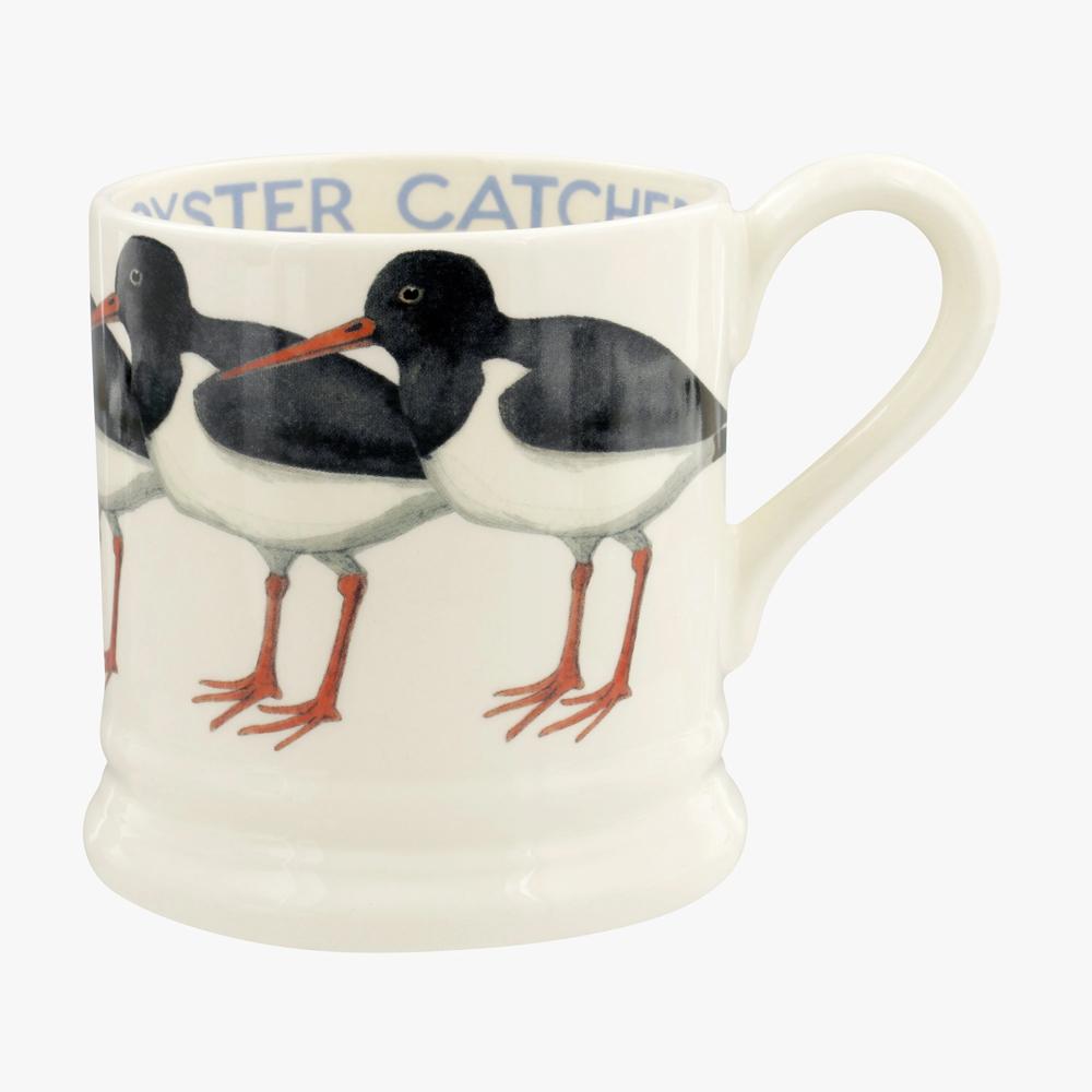 Emma Bridgewater Birds Oyster Catcher 1/2 Pint Mug