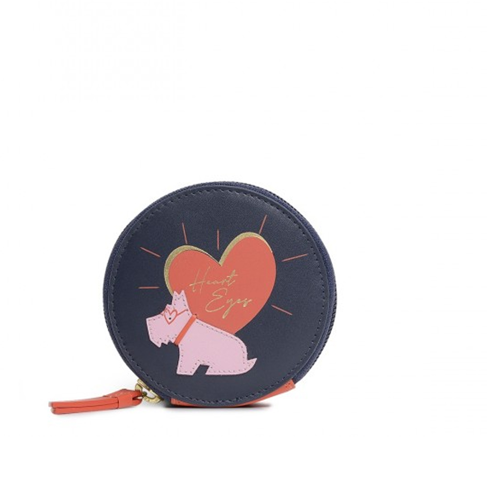 Radley KISSING BOOTH SMALL ZIP AROUND COIN PURSE