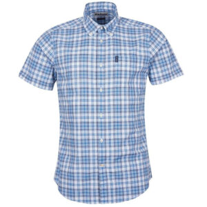 Barbour Country Check 22 S/S Tailored Shirt