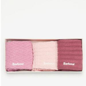 Barbour Textured Sock Gift Set