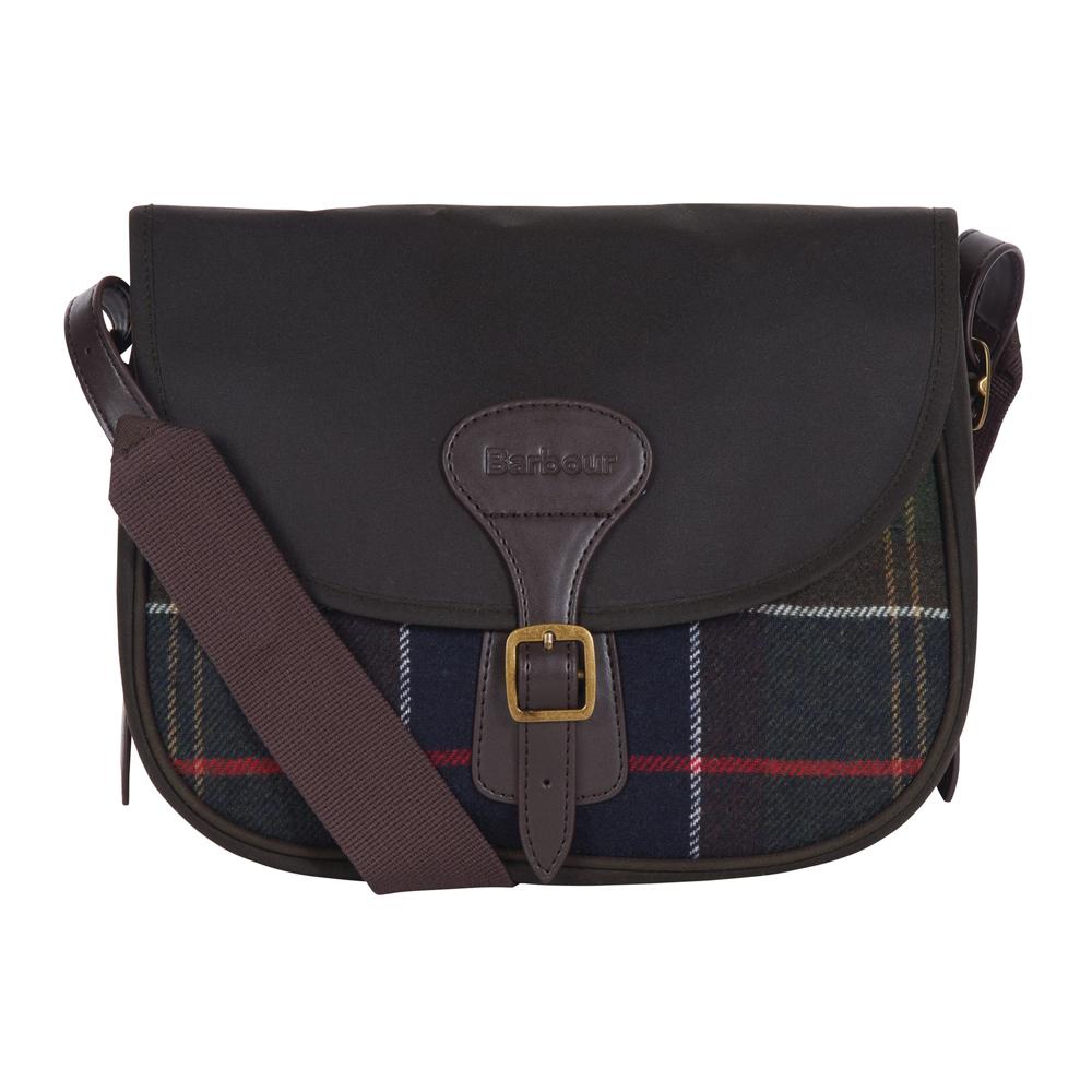Barbour Whitley Tartan Crossbody Bag