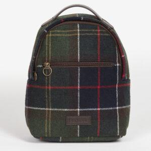 Barbour Caley Tartan Backpack