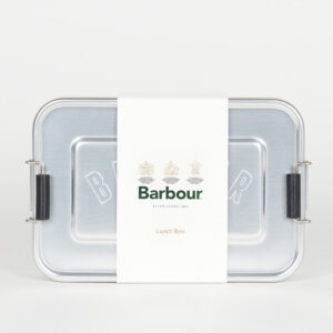Barbour Aluminium Lunch Tin