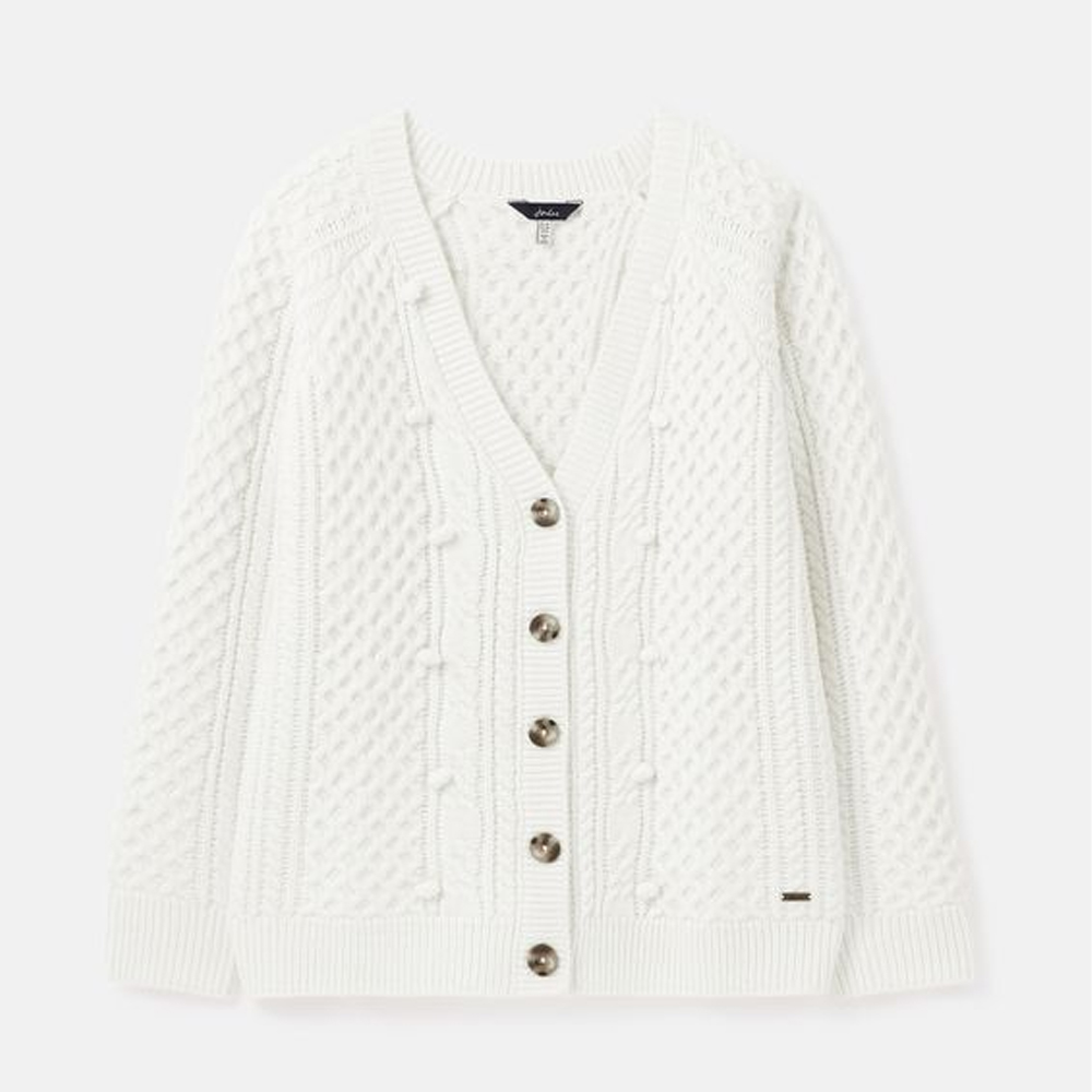 Joules Aidy Heritage Cable Cardigan